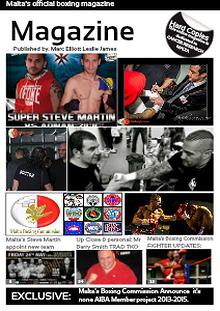 Malta's Boxing Magazine