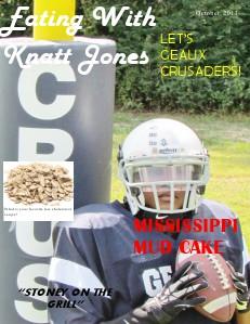 Eating With Knatt Jones October