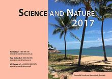Science and Nature 2017 catalogue