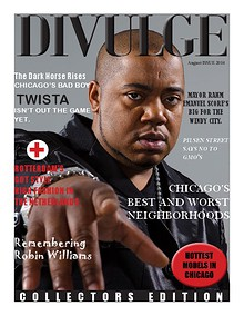 Divulge Magazine issue 2 sept