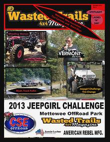 Wasted Trails 4x4 magazine