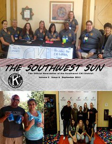 The Southwest Sun