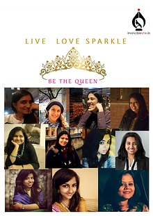 Live Love Sparkle : Be the Queen