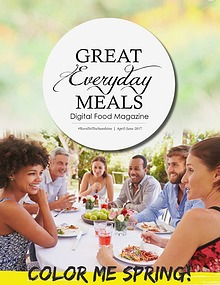 Great Everyday Meals Magazine   By Momma Cuisine