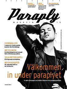 Paraply Magasin 15