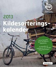Kildesorteringskalender 2013