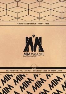 Made It Myself Volume 1 Issue 1 - ARVO