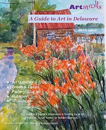 A Guide to Art in Delaware 2016