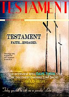 Testament Magazine