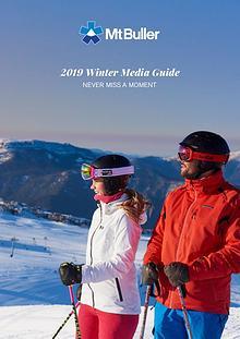 2019 Mt Buller Winter Media Guide