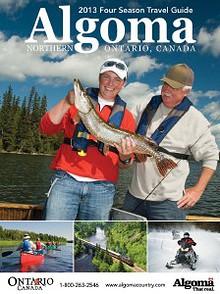 2013 Algoma Four Season Travel Guide