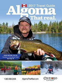 2017 Algoma Travel Guide