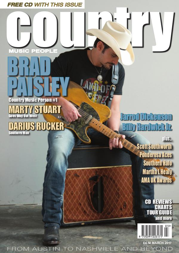 Country Music People March 2017