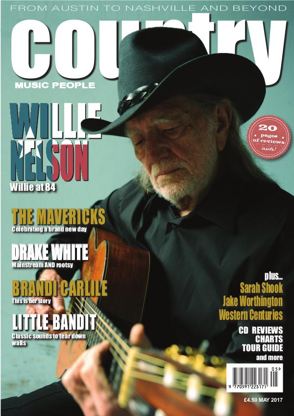 Country Music People May 2017
