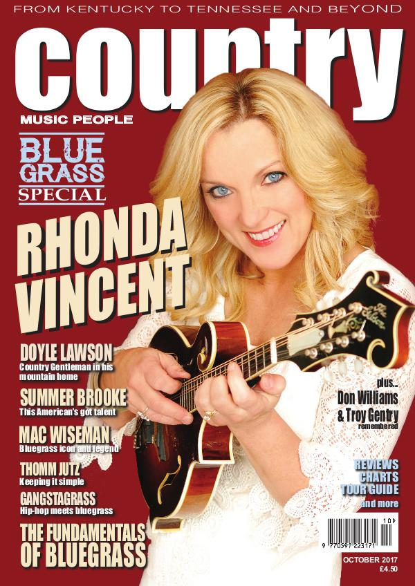 Country Music People October 2017