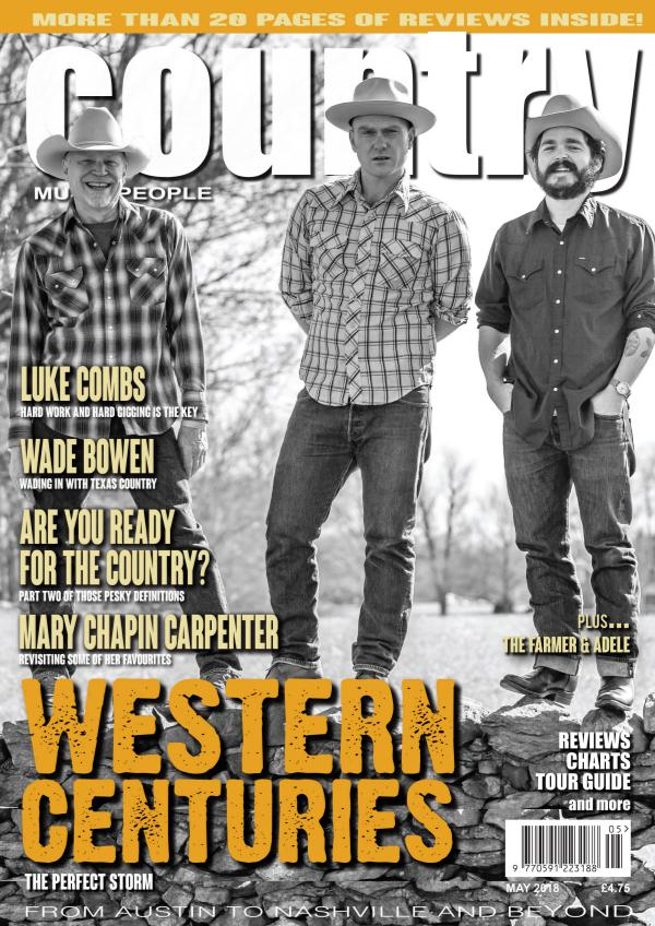 Country Music People May 2018