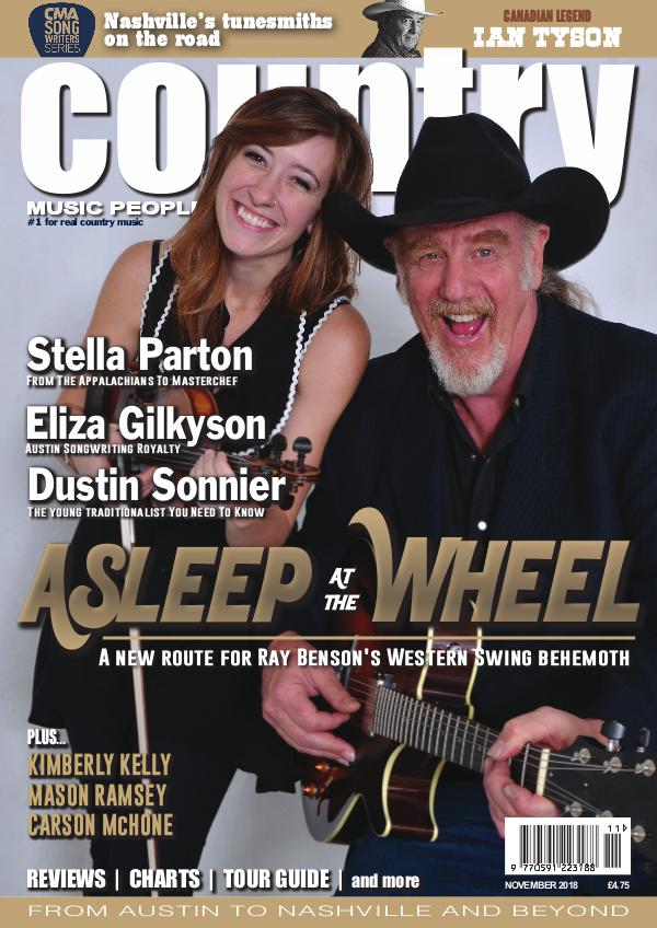 Country Music People November 2018