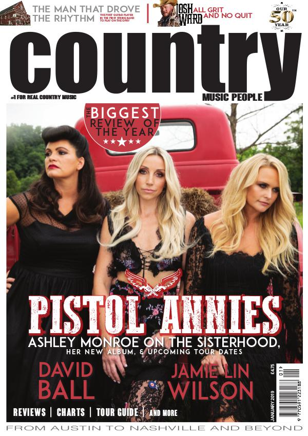 Country Music People January 2019