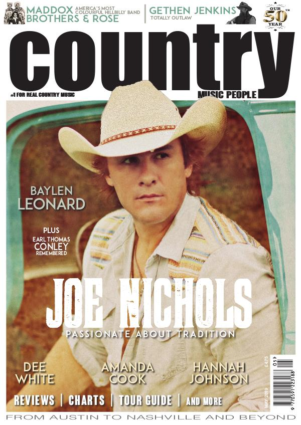 Country Music People May 2019