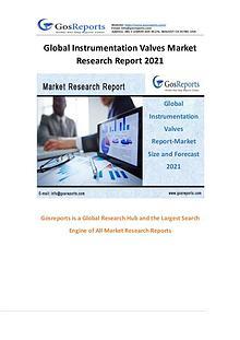 Global Instrumentation Valves Market Research Report 2017