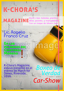 K-Chora's Magazine