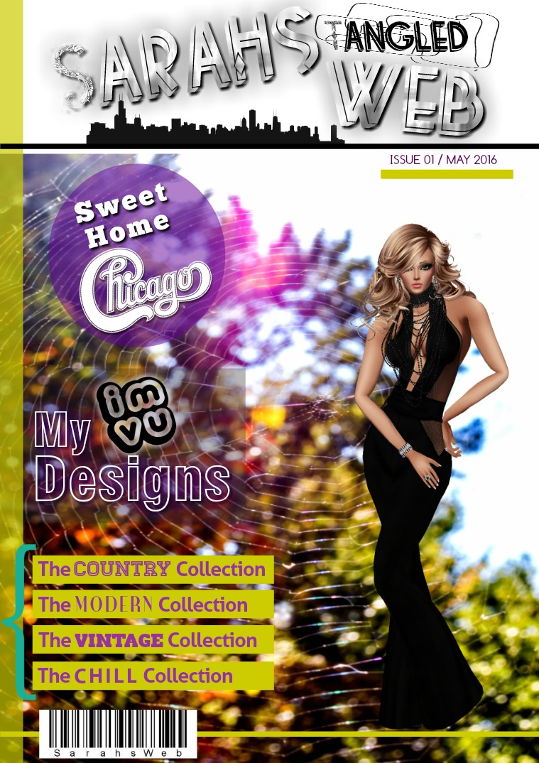 Sarah's Tangled Web Issue 01/May 2016