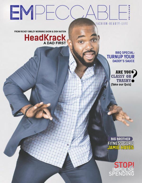 EMpeccable Magazine June 2018