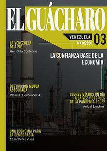 3 Edición Revista El Guácharo