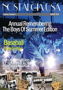 Nostalgia USA August Edition
