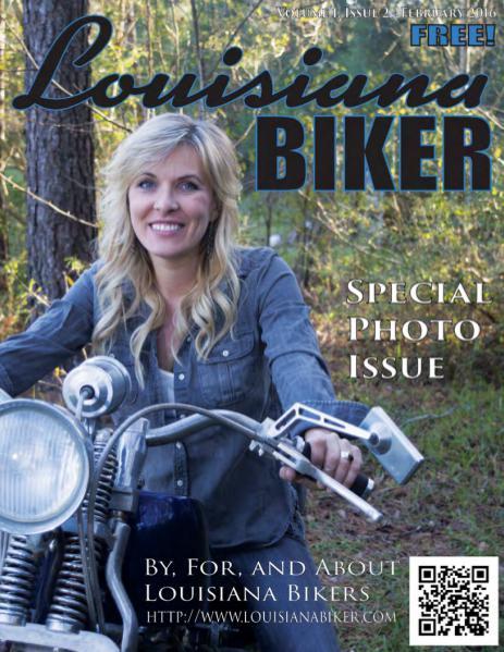 Lousiana Biker Magazine Louisiana Biker Magazine Feb2016