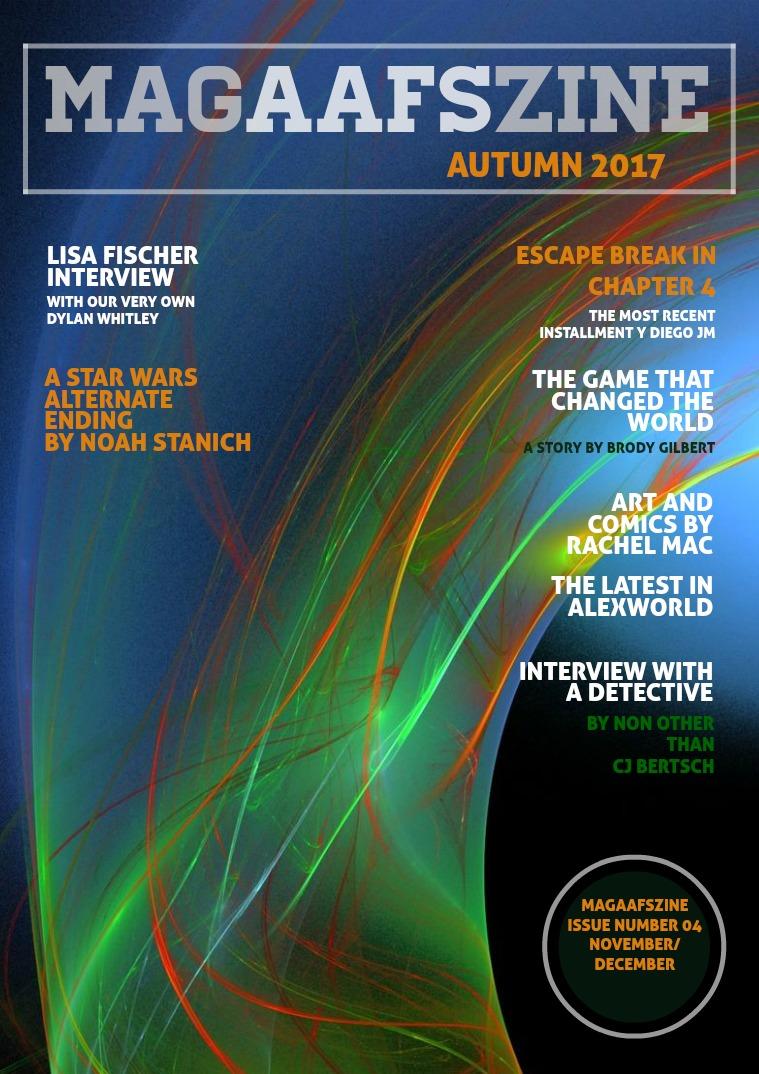 November 2017, Issue 4