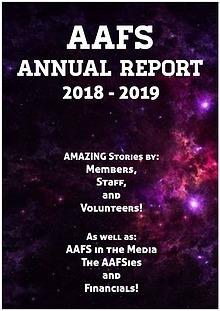 AAFS Annual Report