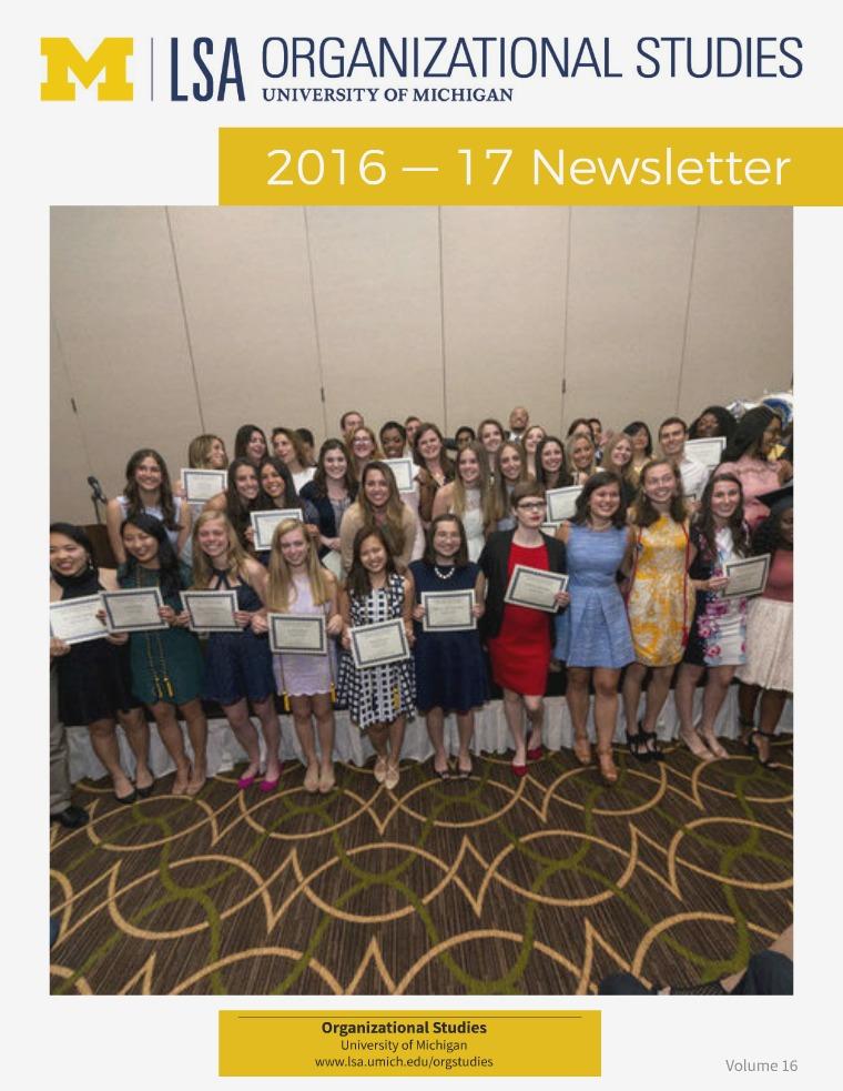 2017 Organizational Studies Newsletter OS Newsletter_draftv10_joomag