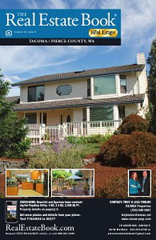 The Real Estate Book of Tacoma/Pierce County Volume 16 Issue 5