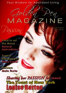 Golden Pen Magazine
