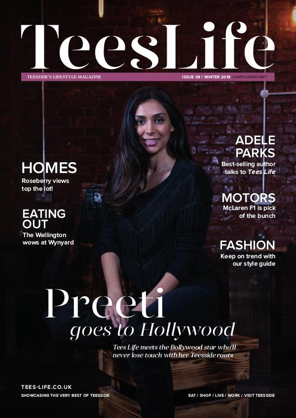 Tees Life Issue 8