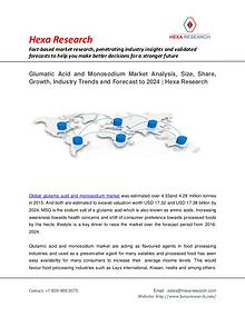 Chemical Market Reports