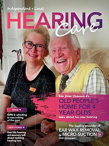 Our Hearing Care Magazine (Opn S)