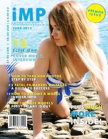 International Model and Photographer Magazine