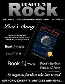 READER'S ROCK LIFESTYLE MAGAZINE VOL 2 ISSUE 4 NOVEMBER 2014