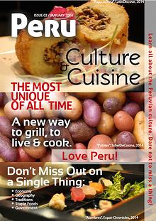 Peru: Cuisine and Culture