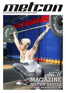 Metcon Magazine Preview - 5 Joint Restrictions