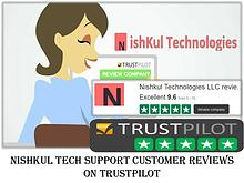 Nishkul Tech Support Customer Reviews On Trustpilot