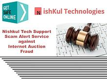 Nishkul Tech Support Scam Alert Service - Internet Auction Fraud