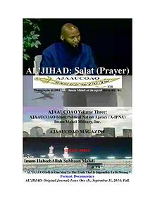 Prayer : Salat Guarantee Bliss Paradise