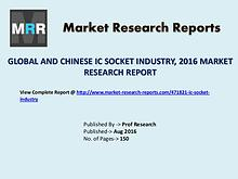 IC Socket Market Development Analysis 2016 and Industry Forecast 2020