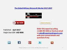 The Global Military Rotorcraft Market 2017-2027