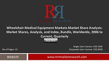 Wheelchair Medical Equipment Markets Market