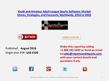 Youth and Amateur Adult League Sports Software Market