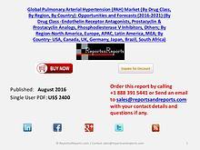 Global Pulmonary Arterial Hypertension (PAH) Market